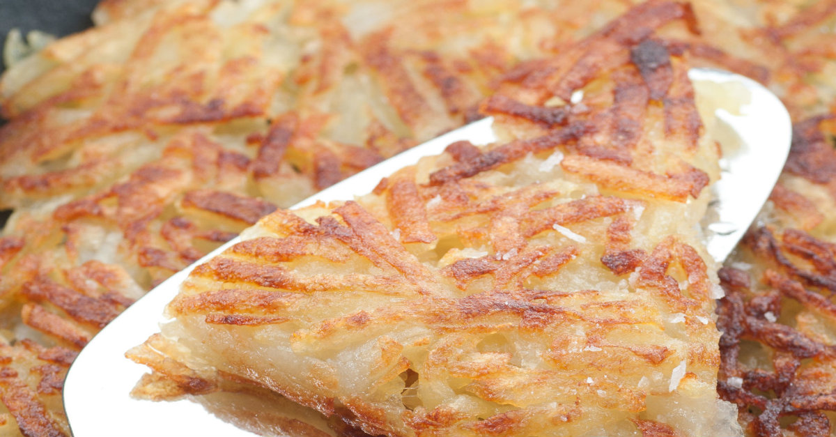 ... You'll Have Perfectly Crispy Hash Browns Every Time! – 12 Tomatoes